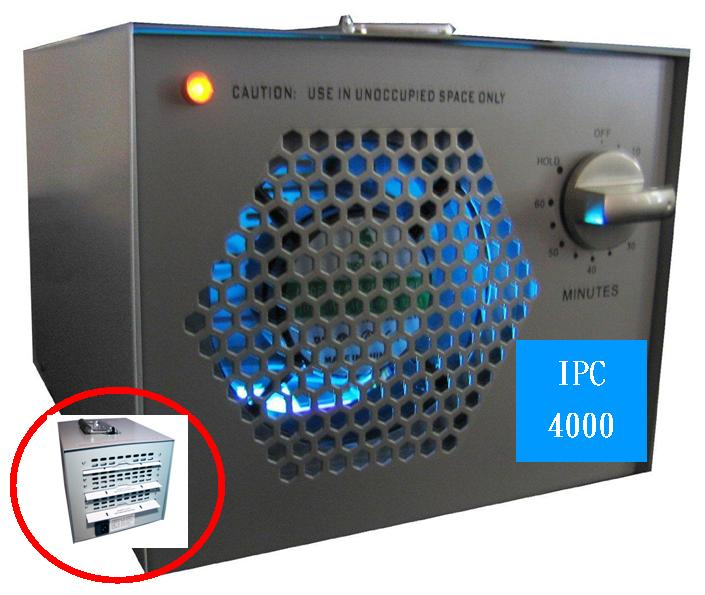 IPC-4000 Industrial Power Air Cleaner